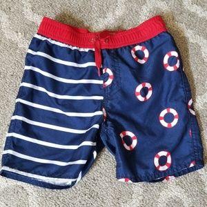 Toddler Swim Trunks. Size 3T